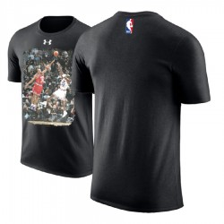 Herren Michael Jordan Washington Bullets Lagerstapelbox Aufnahme 2003 All-Star Game Performance-T-Shirt