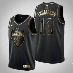 Cleveland Cavaliers Tristan Thompson & 13 Golden Edition Schwarz Jersey