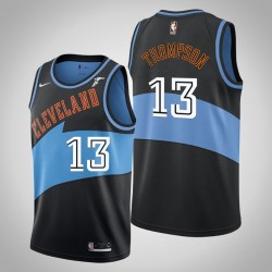 Cavaliers 2019-20 Tristan Thompson & 13 Black Throwback Jersey