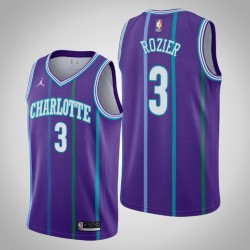 Hornissen 2019-20 Terry Rozier & 3 Lila Throwback Jersey