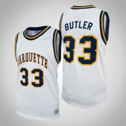 NCAA Jimmy Butler Marquette golden Eagles & 33 Weiß Alumni College Basketball Jersey