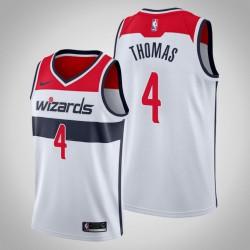 Männer Washington Wizards Isaiah Thomas & 4 White Vereinigung Jersey