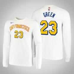 Krieger Draymond Green & 23 San Francisco Klassische Leistung T-Shirt Weiß