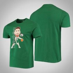 Boston Celtics Gordon Hayward & 20: Kelly Green Spieler-Grafik Bobblehead T-Shirt