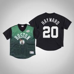Boston Celtics Gordon Hayward & 20 Green Spiel gewinnen Schuss T-Shirt
