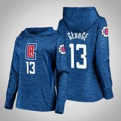 Frauen Clippers Paul George Königs 2020 Staffel Showtime Geschehen besser PulloverHoodie