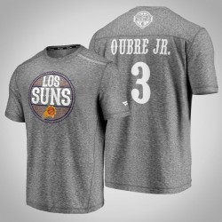 Sonne Kelly Oubre Jr. & 3 Latino Heritage Nacht Clutch Shooting meliertes Grau-T-Shirt