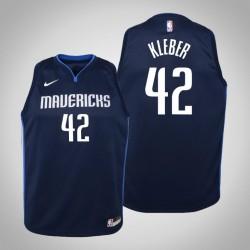 Jugend Maxi Kleber Dallas Mavericks und 42 Statement Navy 2020 Saison Jersey