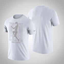 Houston Rockets James Harden & 13 White MVP Kurzarm T-Shirt