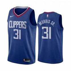 Marcus Morris Sr. Los Angeles Clippers Königs Icon & 31 Trikot