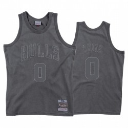 Bulls Coby Weiß & 0 Washed Out Trikot