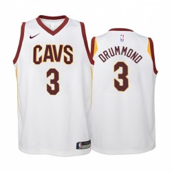 Andre Drummond Cleveland Cavaliers Association Youth Trikot - Weiß