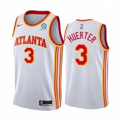Kevin Huerter Atlanta Hawks Weiß Association Edition 2020-21 Trikot