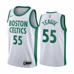 Jeff Teague Boston Celtics 2020-21 WEIß City Trikot 2020 Trade