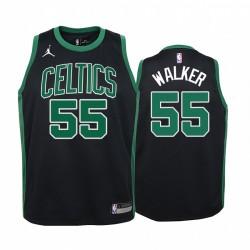 Jeff Teague Boston Celtics 2020-21 Erklärung Jugend Trikot - Schwarz