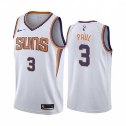 Chris Paul Phoenix Suns 2020-21 Weiß Association Edition Trikot 2020 Trade