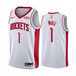 John Wall Houston Raketen 2020-21 Weiß Association Trikot 2020 Handel