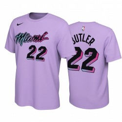 Miami Heat Jimmy Butler Viceversa 2020-21 Spieler T-Shirt
