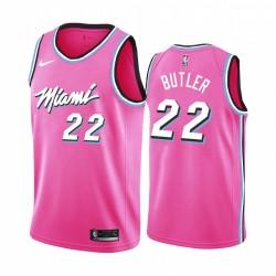 Miami Heat Jimmy Butler & 22 verdiente Männer Trikot