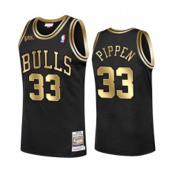 Chicago Bulls Scottie Pippen Pippen # 33 1998 Finale Trikot Herren
