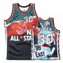 Bulls Herren Scottie Pippen # 30 All-Star Image Trikot - Aqua