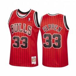 Scottie Pippen # 33 Chicago Bulls Reload Trikot