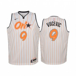 Nikola Vucevic Orlando Magic 2020-21 City Edition Jugend Trikot - Weiß