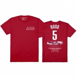Rodney Hood Portland Trail Blazer NBA BR FROF TEE Überprüfen Sie die Credits