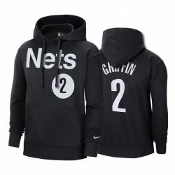 Blake Griffin Brooklyn Nets 2021 Verdienter Edition Hoodie Schwarz Pullover