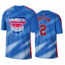 Blake Griffin Nets & 2 Classic Edition Blue T-Shirt