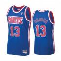 James Harden # 13 Brooklyn Nets Blue Hardwood Classics Trikot