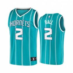Lamelo Ball Charlotte Hornete Teal Replik Männer 2020-21 Trikot 2020 NBA Draft