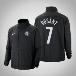 Männer Kevin Durant Brooklyn Nets & 7 Black Stadt DNA Leichte Jacke