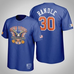 Julius Randle & 30 Navy Das Diplomats X New York Knicks HWC T-Shirt