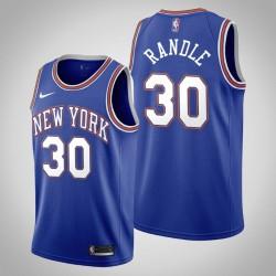 2019-20 Knicks Julius Randle & 30 Navy Jersey - Erklärung