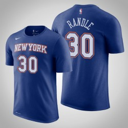 New York Knicks und 30 Julius Randle Statement Königs 2020 Saison Name & Nummer T-Shirt