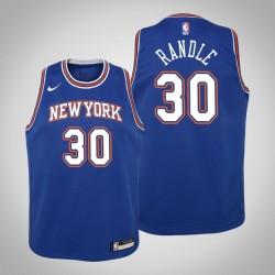 Jugend Julius Randle New York Knicks und 30 Statement Königs 2020 Saison Jersey